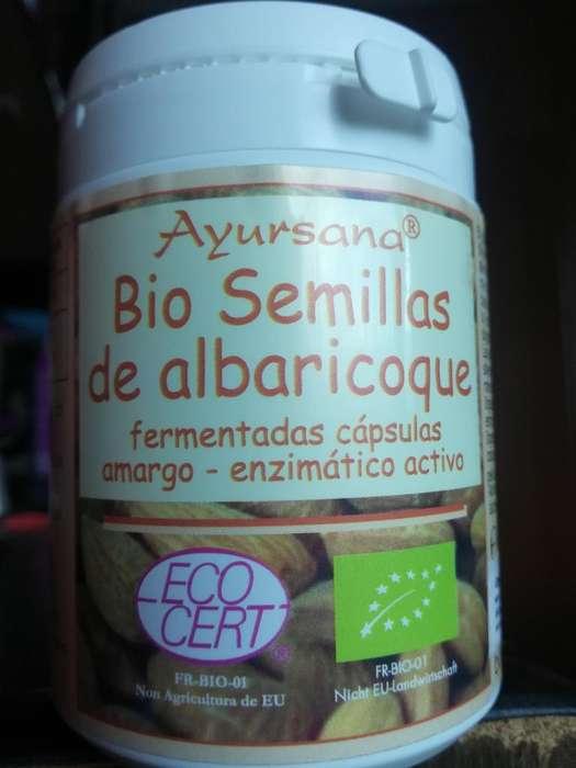 Bio Semillas de Albaricoque