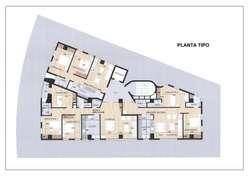 3 La Carolina.  Lo tiene todo. Shyris y Rusia.De Venta: Departamento 2 dormitorios 92,14 metros. A estrenar.
