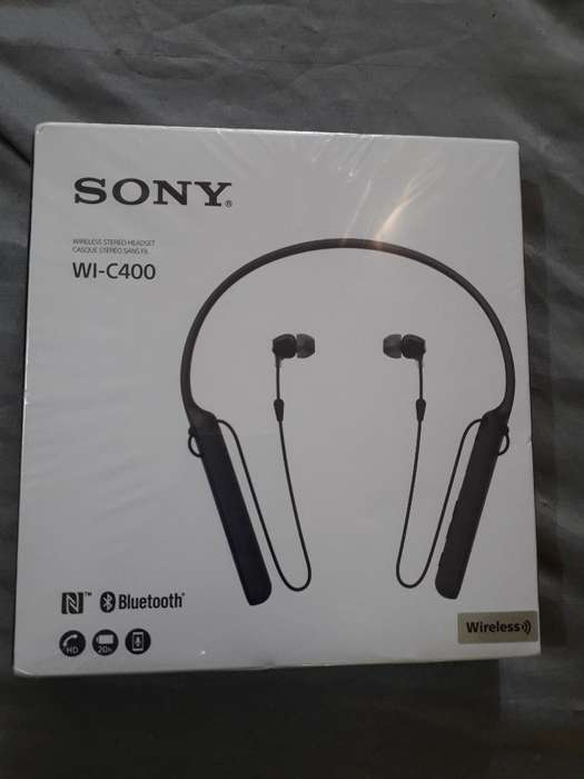 Audifonos Bluethood Sony