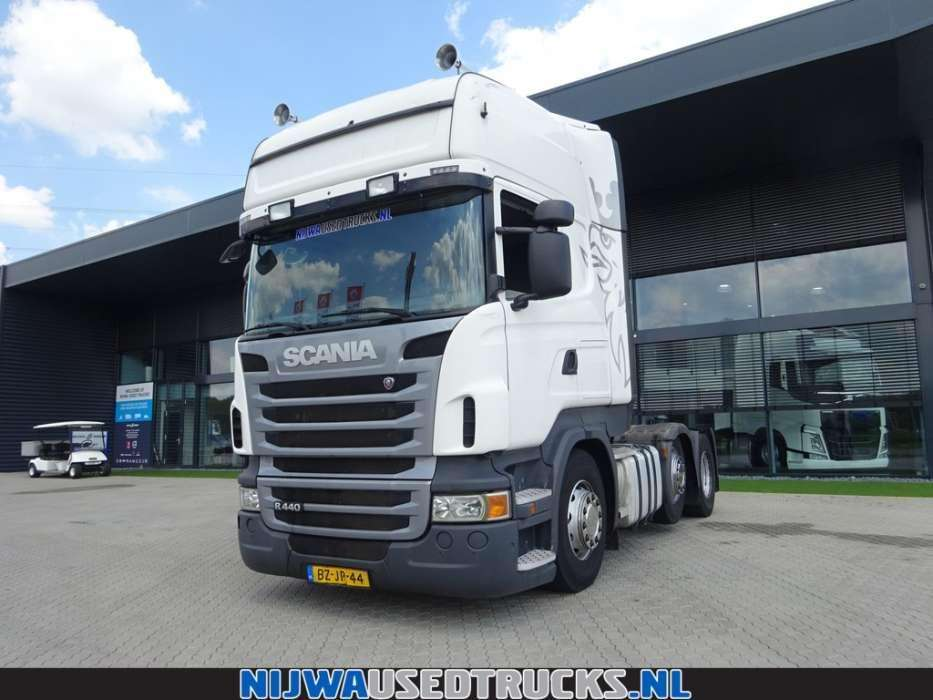 Scania R 440 Retarder Liftas - To be Imported