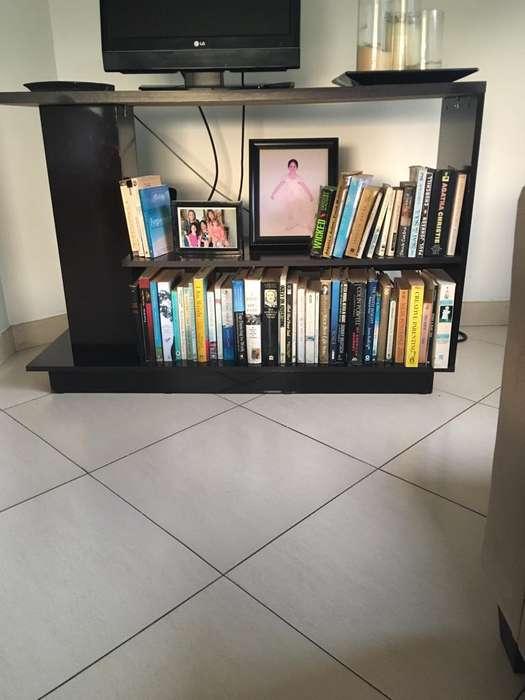 Mueble para Television grande cafe