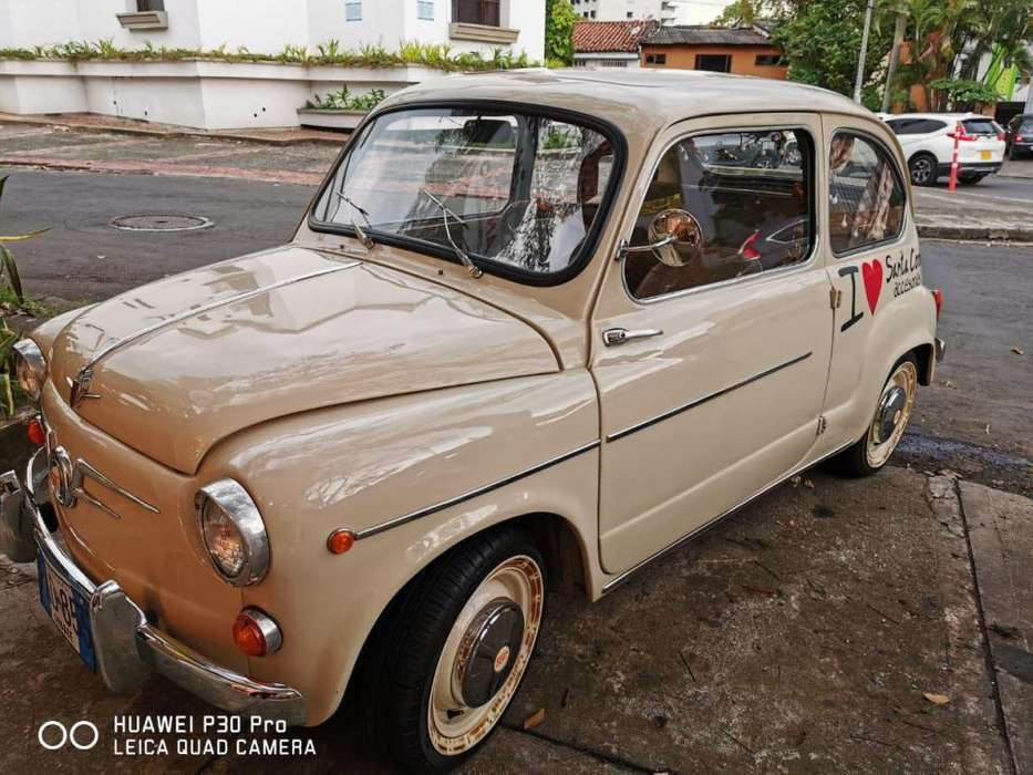 Seat Otros Modelos 1966 - 1200 km