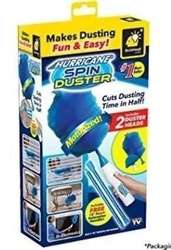 Quita Polvo Eléctrico Hurricane Spin Duster