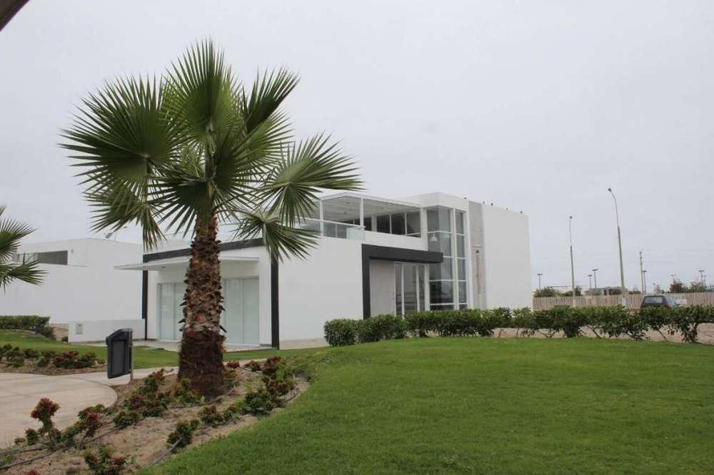 Vendo Terreno Para Casa de Playa en Condominio Privado Coral - Asia Km 94.5