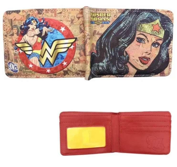 Billetera Mujer Maravilla