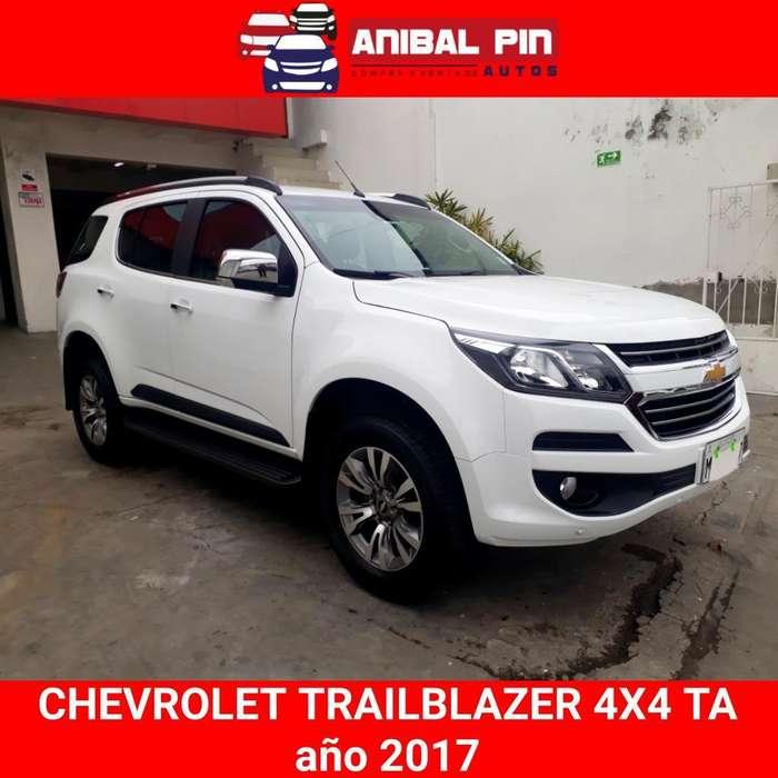 Chevrolet Trailblazer 2017 - 44000 km