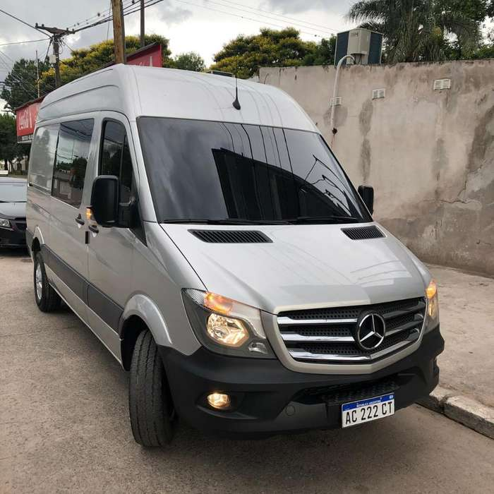 <strong>mercedes-benz</strong> Sprinter 2018 - 13000 km