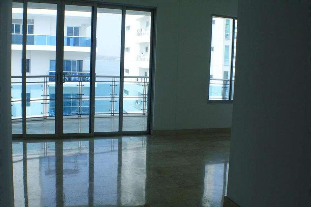 Apartamento En Venta En Cartagena Castillogrande Cod: 10376