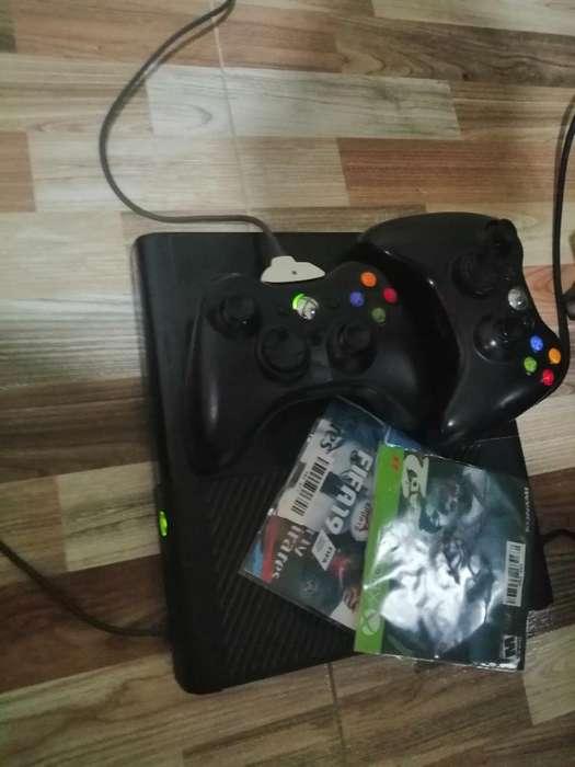 Xbox 360 Chipiado sin Disco Duro