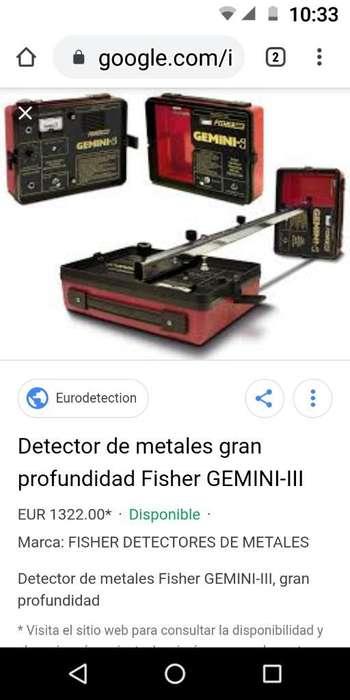 Se Vende Detector de Metales