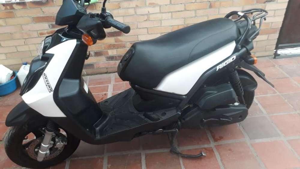 Vendo Moto <strong>yamaha</strong> Yw 125