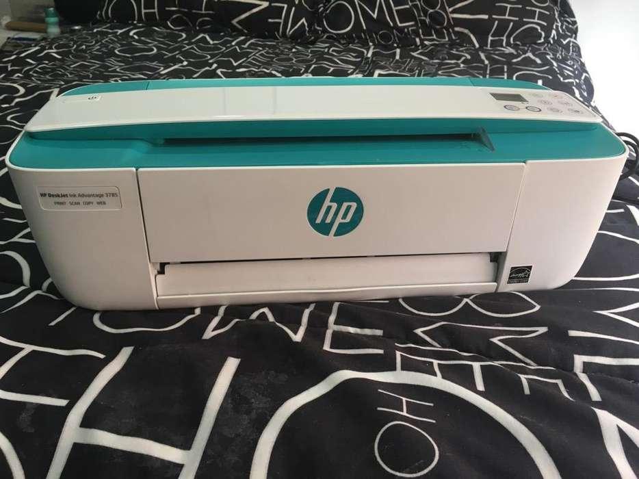 Impresora Hp Deskjet 3785