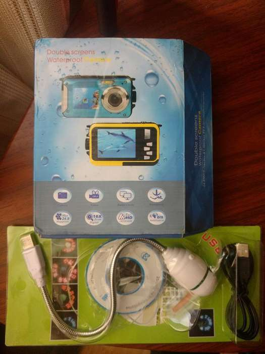 OPORTUNIDAD Camara <strong>digital</strong> Water Proof