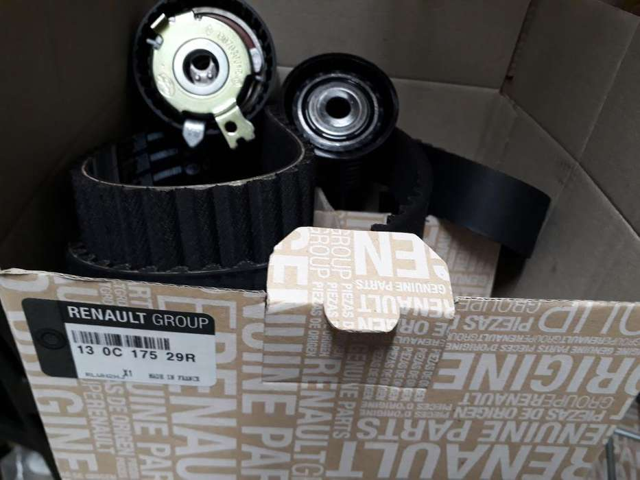 Kit Distribucion Duster Logan Clio Sande
