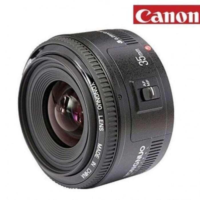Lente para Canon 35mm F2.0 Nuevo