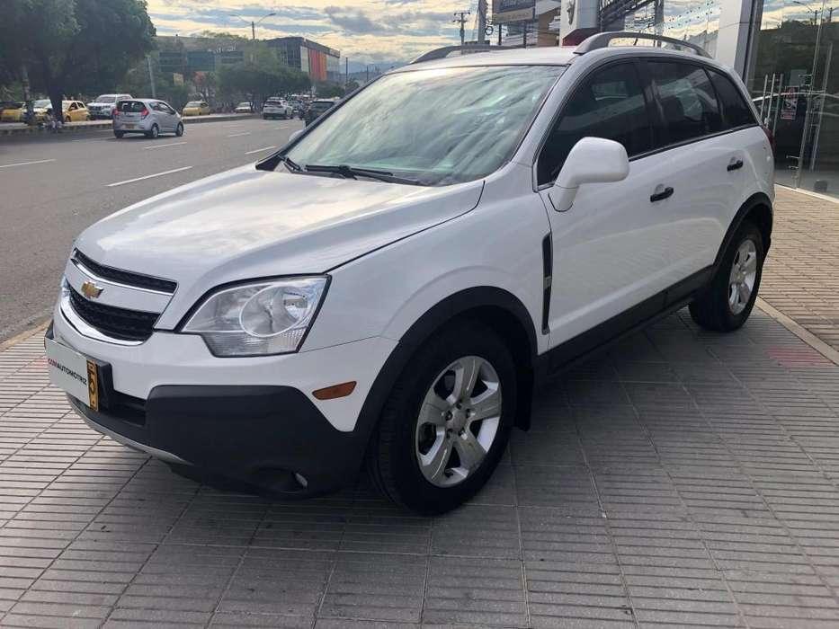Chevrolet Captiva 2013 - 69800 km