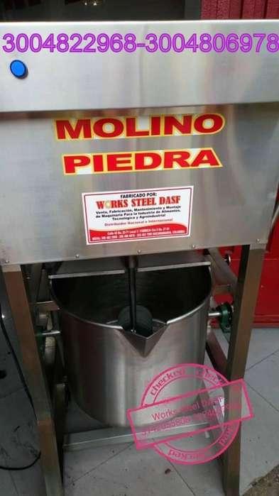 MOLINO DE PIDRA, MOLINO DE PIEDRA, .MOLINO PARA CHOCOLATINA