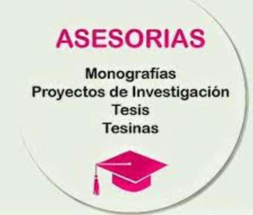 Confección de Trabajos Universitarios.