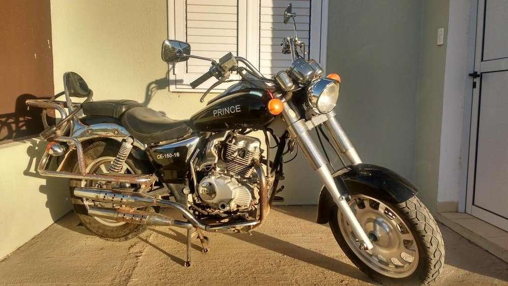 Moto Chopera Cerro 150cc