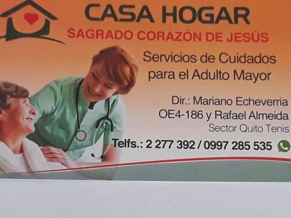 Casa Hogar Del Adulto Mayor