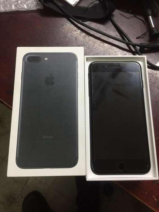 Vendo o cambio iphone 7 Plus de 128