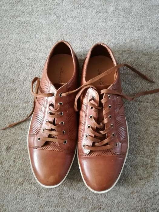 8d97268a Zapatos Color Cognac, <strong>kenneth</strong> Cole ...
