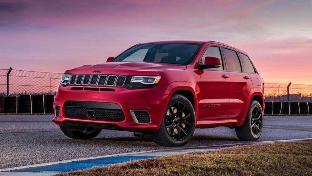 JEEP Grande Cherokee SRT 2018 - 0 km