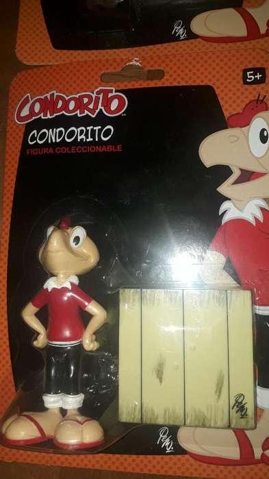Collección Figuras de Condorito