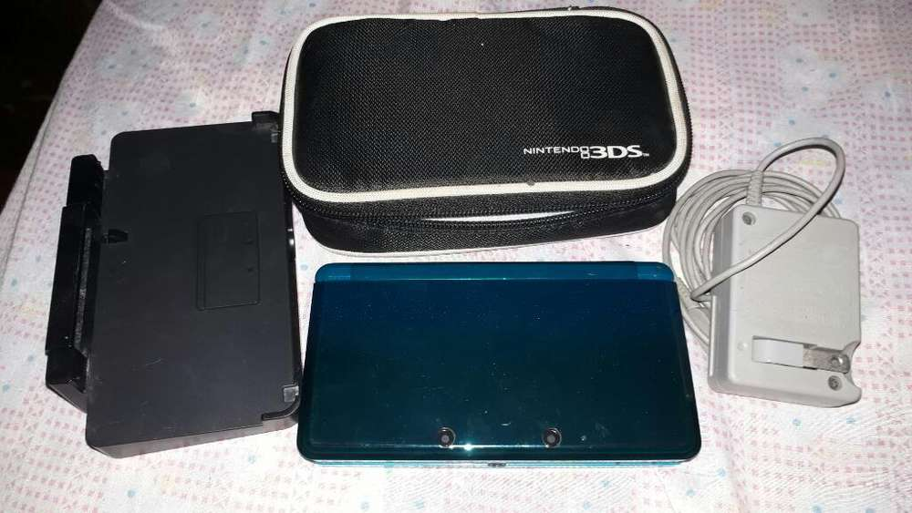 Vendo Nintendo 3ds