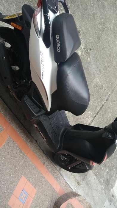 Se Vende Moto Agility 2013 Unica Dueña