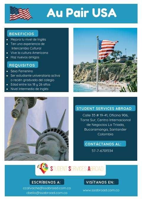 Trabaja como Niñera en Estados Unidos: Au Pair USA