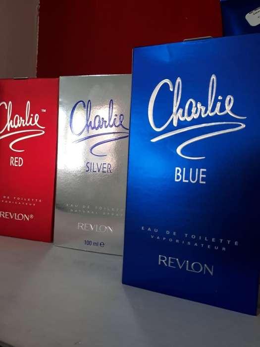Perfumes Charlie Original Mujer