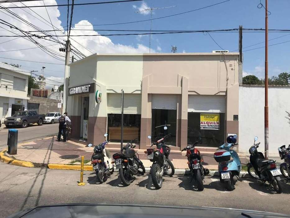 ALQUILAMOS LOCAL COMERCIAL - ALTA GRACIA