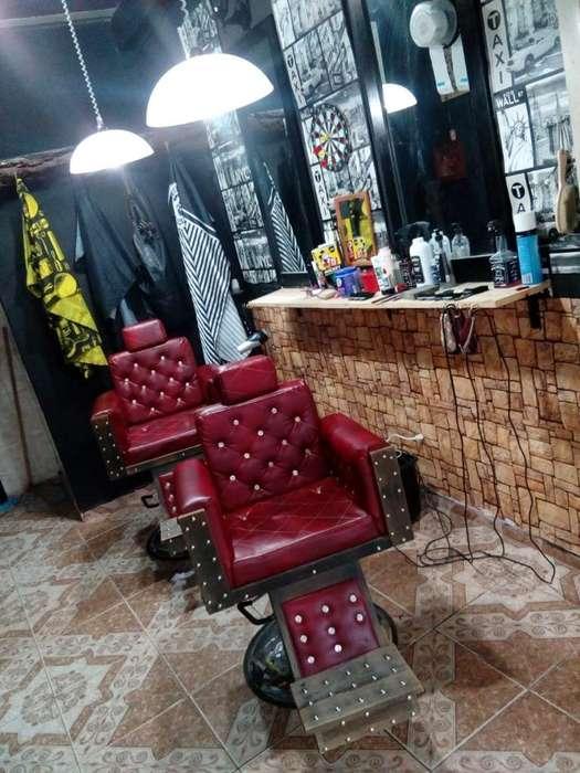 Vendo Barberia Economica