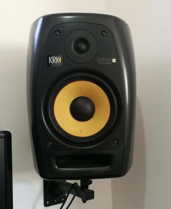 Monitores Profesionales Krk Vxt 8