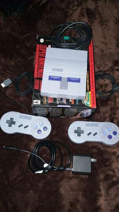 Vendo Super Nintendo Mini Classic