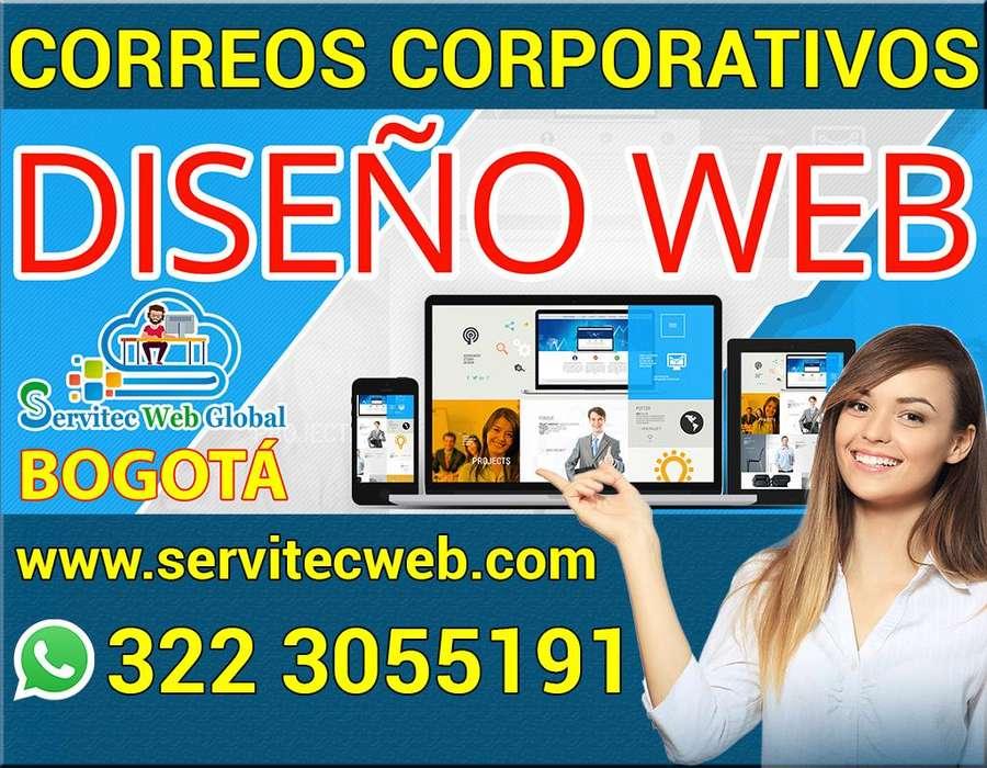 DISEÑO DE PAGINAS WEB Y TIENDAS VIRTUALES, HOSTING, DOMINIO, CORREOS CORPORATIVOS, SEO, MARKETING EN REDES SOCIALES