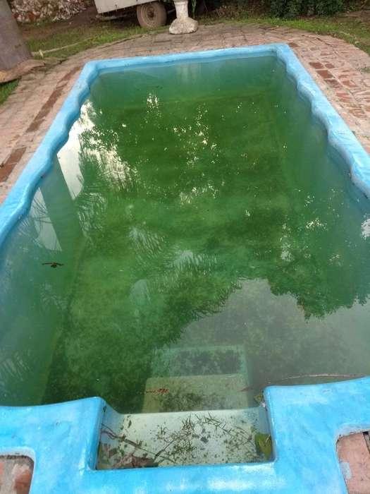 <strong>piscina</strong> 2,5x4,5 Metros con Bomba Incluud