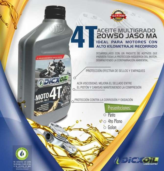Aceite multigrado 20W50 JASO MA / MA2