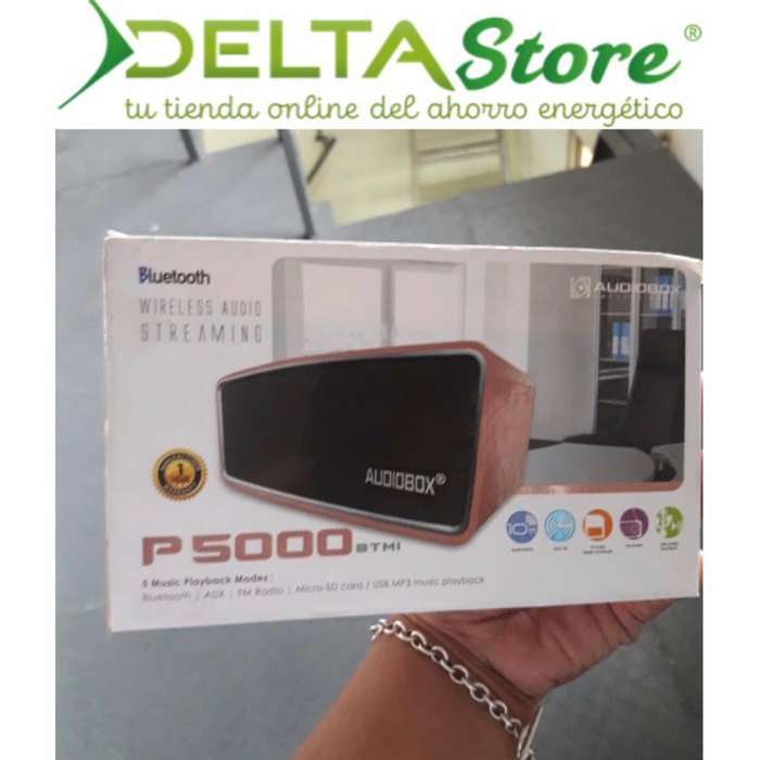 Parlante Bluetooth Audiobox P5000 BTMI