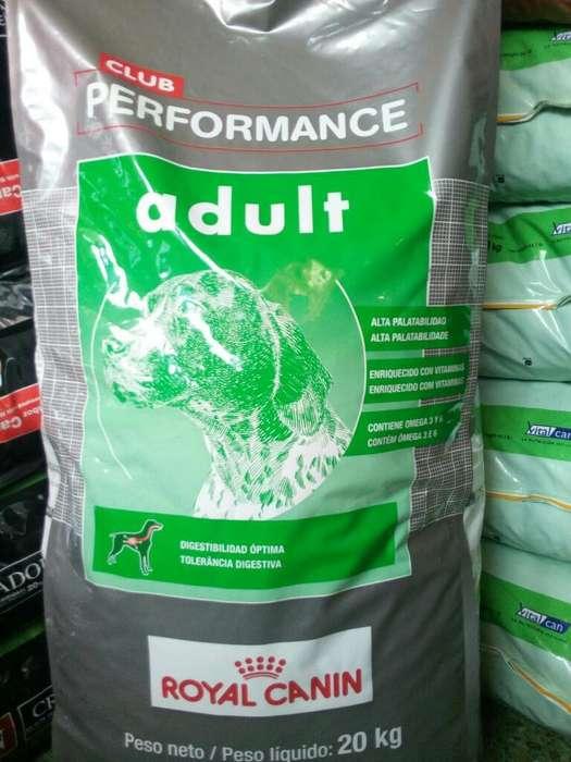 Alimento Balanceado Performance X 20kg