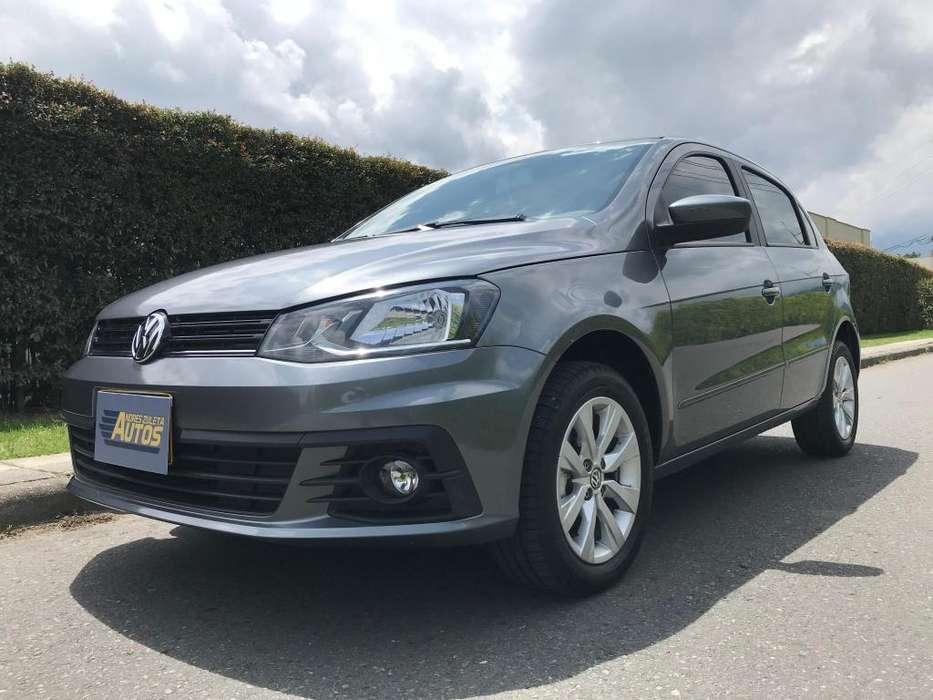 Volkswagen Gol 2019 - 4000 km