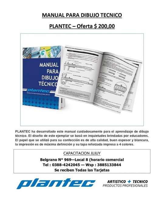 MANUAL DE DIBUJO TECNICO - PLANTEC
