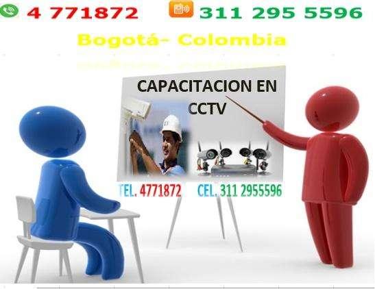 Curso de cámaras de seguridad Bogotá, Clases, capacitación cctv Bogotá, Curso de Instalación de