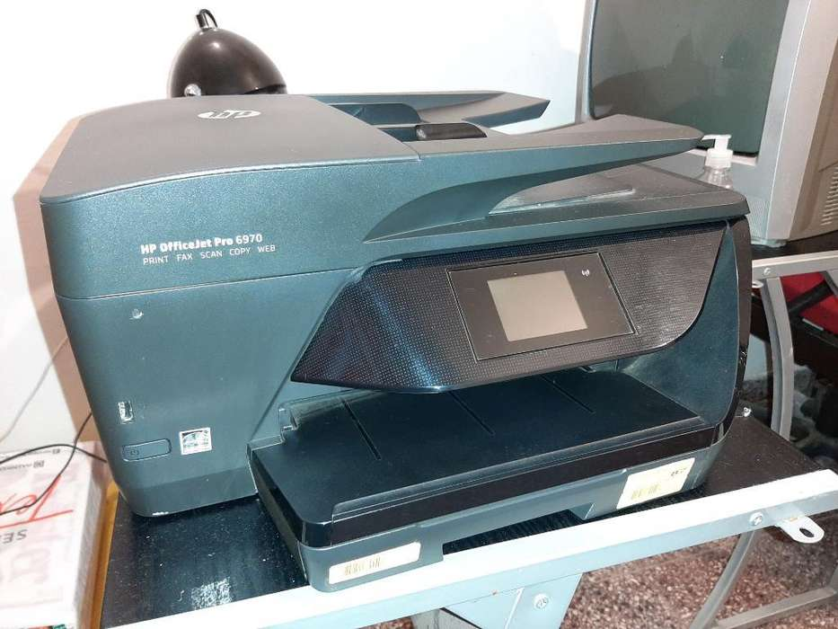 Multifuncion Hp Officejet Pro 6970