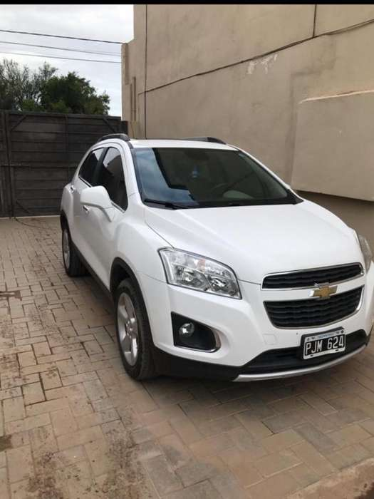 Chevrolet Tracker 2015 - 80000 km