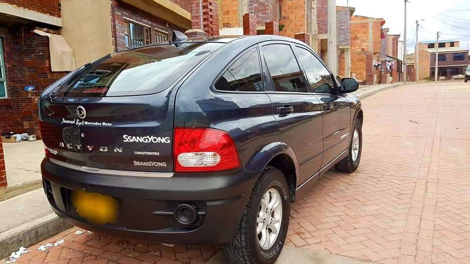 Ssangyong Actyon 2009 - 146000 km