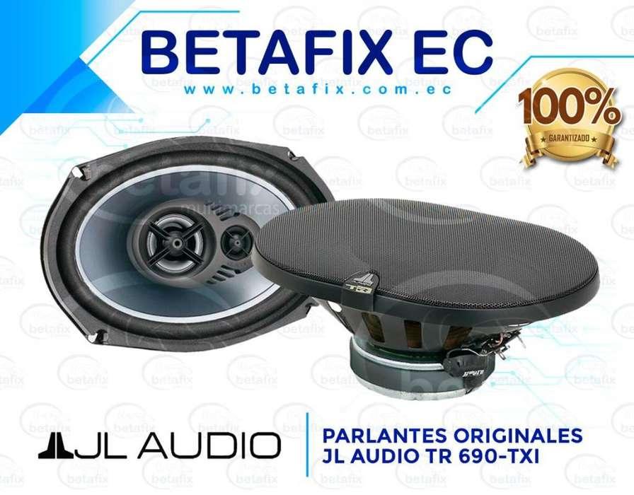 PARLANTES ORIGINALES JL AUDIO TR690-TXi 450W 6x9