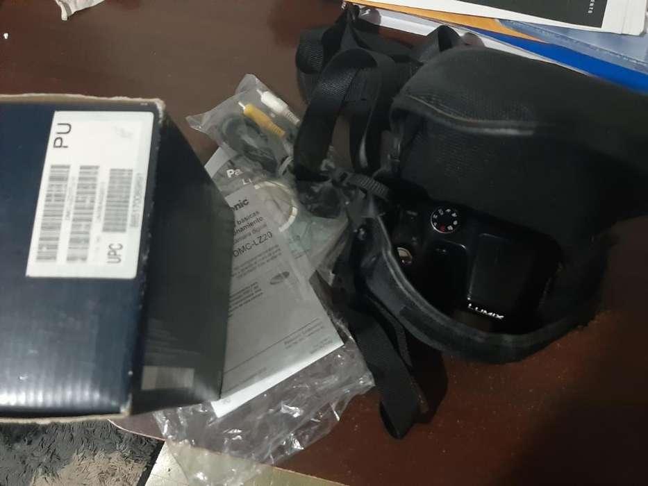 Vendo Camara Panasonic Lz20