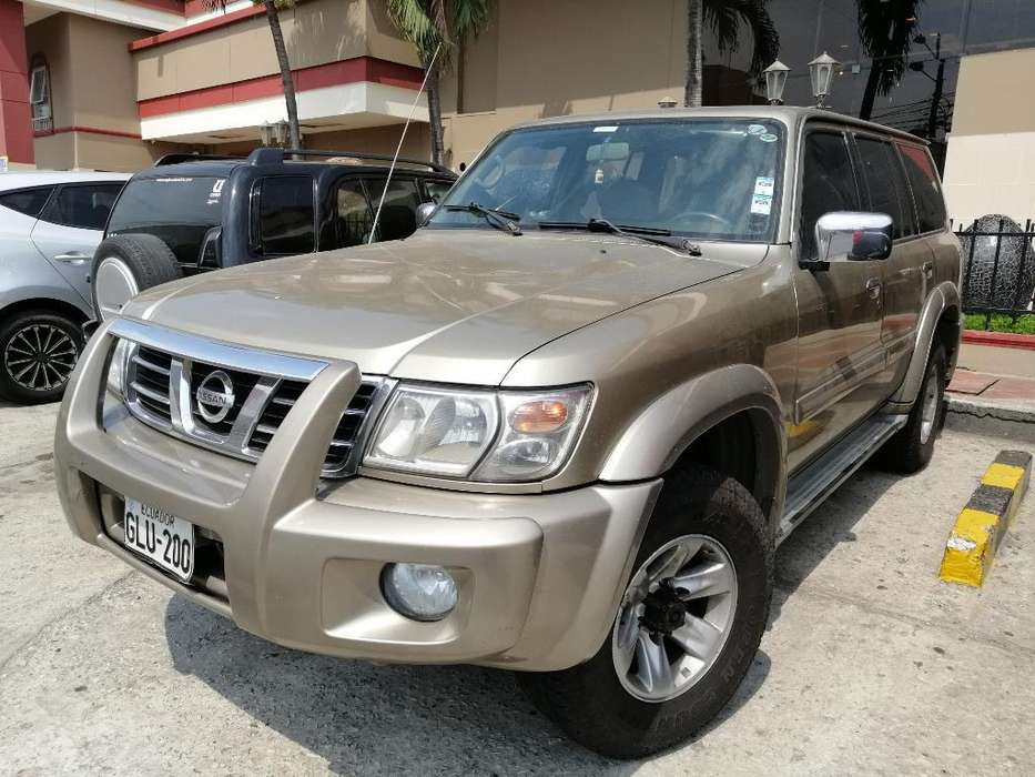 Nissan Patrol  2002 - 270000 km